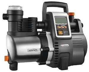 Gardena 6000/6E LCD Inox Hauswasserautomat