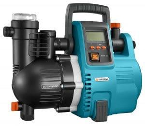 GARDENA Comfort 5000/5E LCD Hauswasserautomat